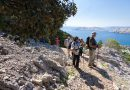 Trekking on the island of Krk