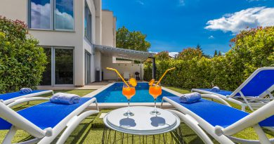 6 reasons why choose a villa  rental for your holiday