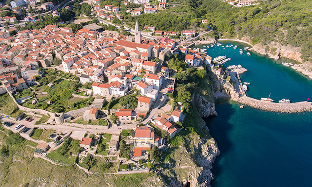 Vrbnik - Tourist destination info