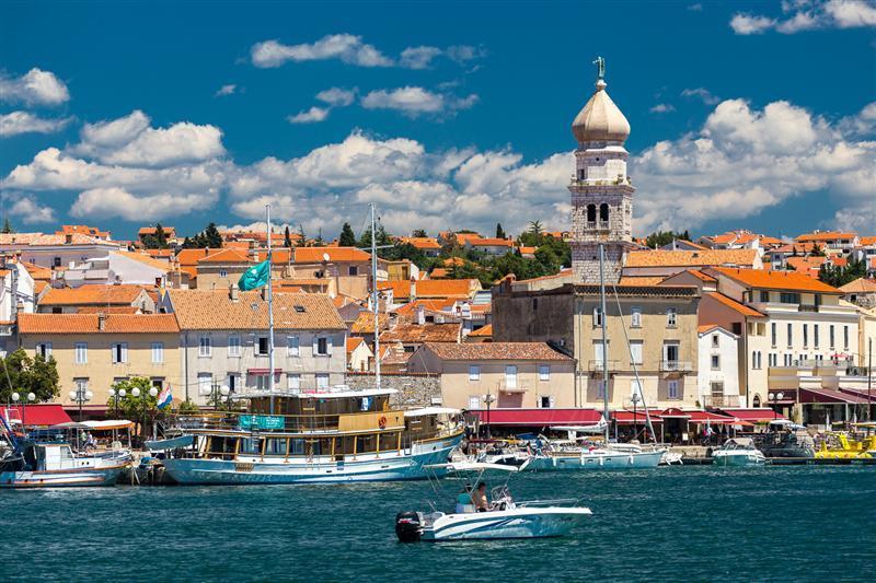 Krk town